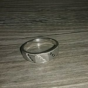 Kay Jewelers Accessories - White-gold men's ring